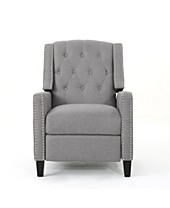 Strange Tufted Chairs And Recliners Macys Creativecarmelina Interior Chair Design Creativecarmelinacom