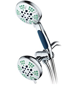 Antimicrobial Luxury Shower Combo