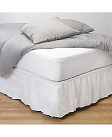 Twin Deluxe Mattress Protector with Full Zippered Encasement