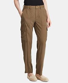 Lauren Ralph Lauren Straight-Leg Cargo Pants
