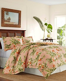 Tommy Bahama Siesta Key Cantaloupe Comforter Set, King