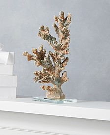 Seaside Gold Faux Coral Decoration, Created for Macy's