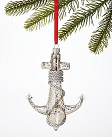 Seaside Anchor Ornament, Created for Macy's
