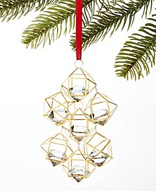 Shine Bright Gold Shape Ornament, Created For Macy's