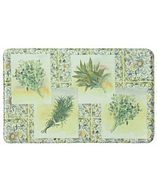 Hygge Herbs Memory Foam Rug Collection