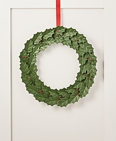 Martha Stewart Collection Christmas Wreath And Garlands Macy S