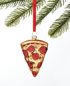 Holiday Lane Foodie Pizza Ornament, Created For Macy's