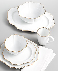 Baroque Dinnerware Collection, Created for Macy's