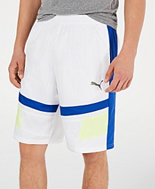Men's Colorblocked Shorts