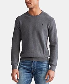 폴로 랄프로렌 크루넥 스웨터 Polo Ralph Lauren Mens Cotton Textured Crewneck Sweater