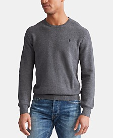 Polo Ralph Lauren Men's Pima Cotton Sweater