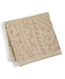 "CLOSEOUT! Valentina Cotton 13"" x 13"" Washcloth, Created for Macy's"