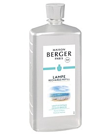 Ocean Breeze Lamp Fragrance 1L