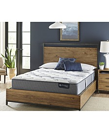 "iComfort by Blue Fusion 100 12"" Hybrid Firm Mattress - California King"