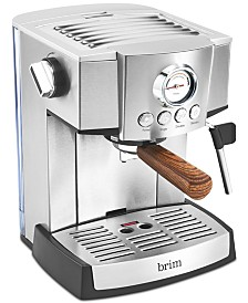 Brim 15-Bar Espresso Maker, Created for Macy's