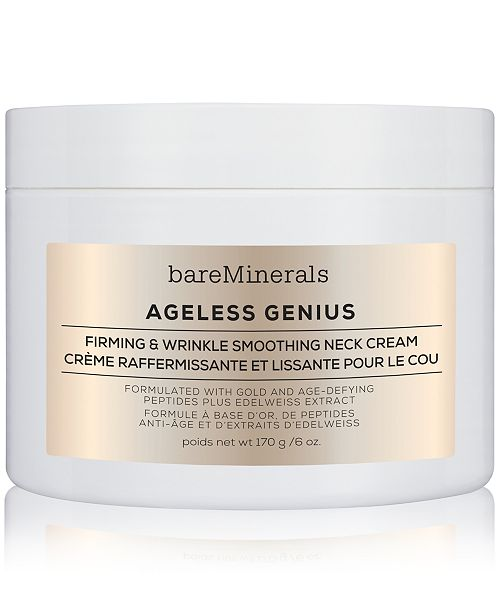bareMinerals Pro Size Ageless Genius Firming & Wrinkle Smoothing Neck Cream