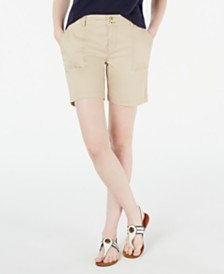 Tommy Hilfiger Utility Shorts, Created for Macy's