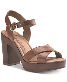 American Rag Shana Sandals, Created for Macy's