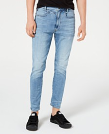 G-Star RAW Men's D-Staq Elto 3D Skinny Fit Jeans, Created for Macy's
