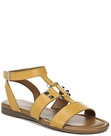 Franco Sarto Genova Leather Sandals