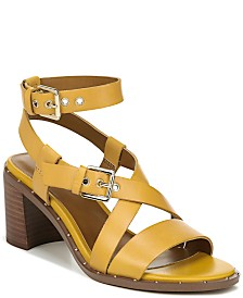 Franco Sarto Halina Leather Sandals