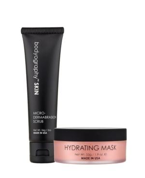 Facial Scrub and Facial Mask