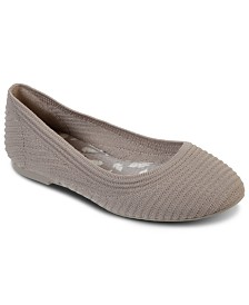 Skechers Women's Casey Casual Dress Ballet Flats from Finish Line