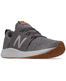 New Balance Men's Fresh Foam Sport Running Sneakers from Finish Line
