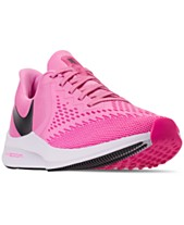 super popular a15db ab15f Nike Women s Air Zoom Winflo 6 Running Sneakers from Finish Line