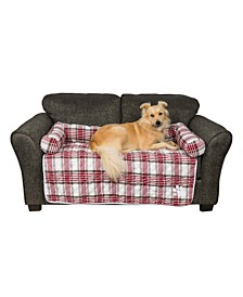 Hadley Reversible Pet Bed Sofa Cover