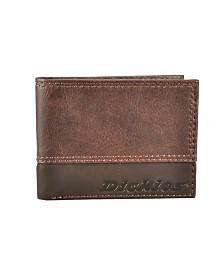 Dickies Bifold Slim Single Fold Men's Wallet