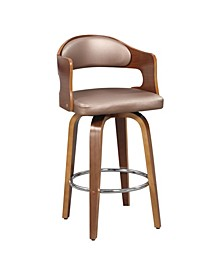 Counter Seat Height Swivel Barstool