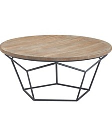 Avalon Coffee Table, Quick Ship