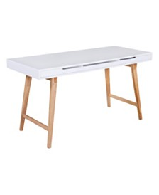 Giselle Writing Desk, Quick Ship