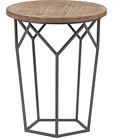 Avalon Side Table, Quick Ship