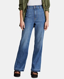 Free People Mindy Rigid Flared Jeans
