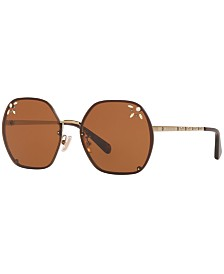 COACH Sunglasses, HC7095H 57 L1090