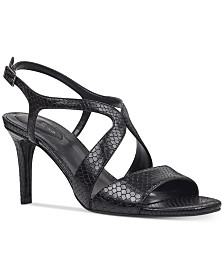 Bandolino Tamar Strappy Dress Sandals