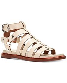 Women's Alexa Gladiator Flat Sandals