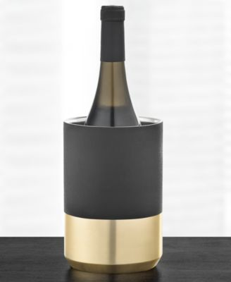 Black & Gold Wine Chiller, Created for Macy's