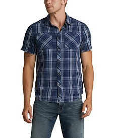 Silver Jeans Co. Coltero Short-Sleeve Classic Shirt