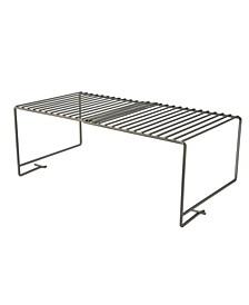 Expandable Kitchen Cabinet, Pantry and Closet Shelf Organizer