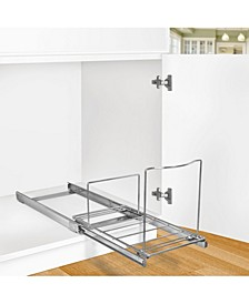 Professional Pull Out Under Cabinet Sliding Organizer