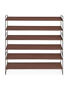 Lynk Vela Stackable 2 Tier Shoe Rack