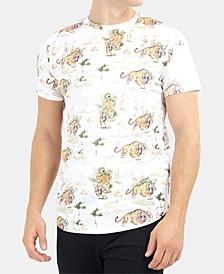 Men's Roaring Tigers Graphic T-Shirt