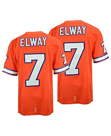 Mitchell & Ness Men's John Elway Denver Broncos Authentic Football Jersey