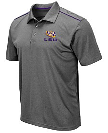 Colosseum Men's LSU Tigers Eagle Polo