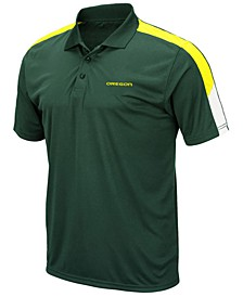 Men's Oregon Ducks Color Block Polo