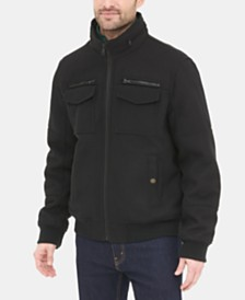 Tommy Hilfiger Men's Big & Tall Bomber Jacket