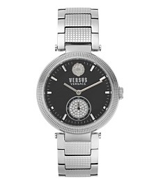 Versus Women's Silver Bracelet Watch 20mm